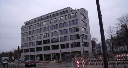 Geschäftshaus Wegelystr. In Berlin